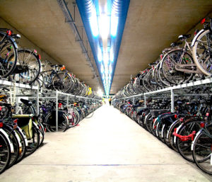 Bike Storage in Utrecht