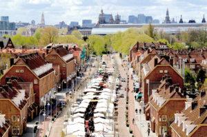 Housing in Noord: Van der Pek market
