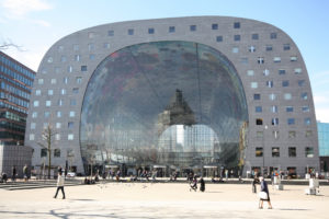 Rotterdam City Centre: Markthal by MVRDV