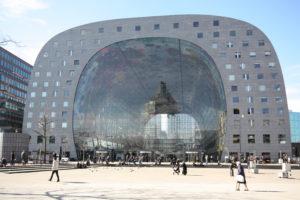 Rotterdam City Centre: Markthal by MVRDV