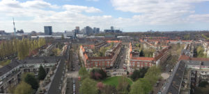 Plan Zuid from above