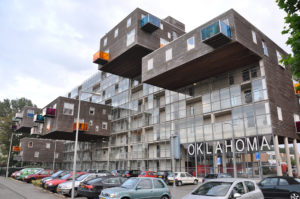 Urban Renewal in West: WoZoCo old people's housing by MVRDV in Amsterdam-West