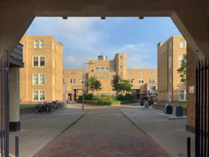 Architektur der 1920er: Justus van Effenblock